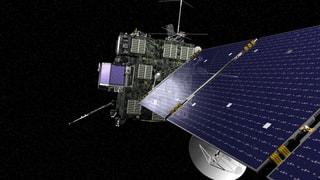 Rosetta erwacht