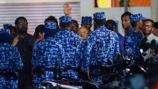 Krise auf den Malediven spitzt sich zu