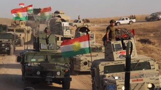 Kurden-Kämpfer bereiten Angriff auf Mossul vor