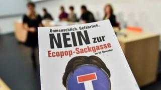 Ecopop-Gegner: «Diesmal sind wir nicht zu spät»