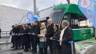 Erste 3er-Trams fahren über die Grenze nach St. Louis
