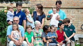 Dänische Royals: Familientreffen in den Sommerferien