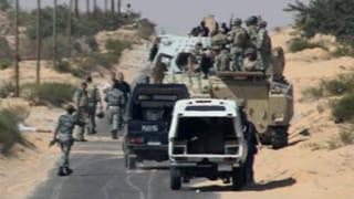 Acht Tote auf dem Sinai
