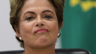 Suspect da corrupziun cunter Dilma Rousseff