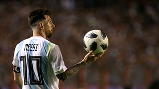 Ein Dreikampf hinter Messi-Land Argentinien
