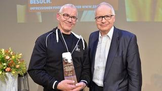 Thomas Niederer ist «Held des Alltags» 2016