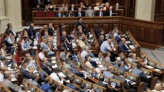 Ucraina approvescha dretg da guerra