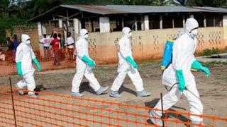 Von Haus zu Haus auf der Suche nach Ebola-Kranken