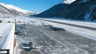 Samedan: 22 milliuns francs per la plazza aviatica