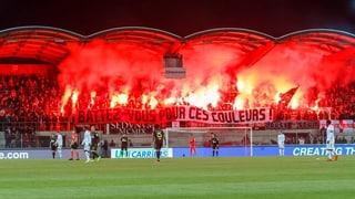Vereine fordern Konsequenzen nach Pyro-Skandal