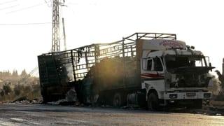 «Der Waffenstillstand in Syrien ist nicht mehr zu retten»
