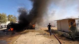 «Libyen versinkt im Chaos»