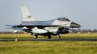 Niederlande greifen in den Syrienkrieg ein
