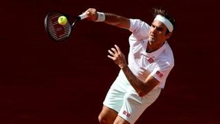 Federer verliert nach vergebenen Matchbällen