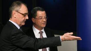 Schweizer Chef-Diplomat zu ersten Gesprächen in Brüssel