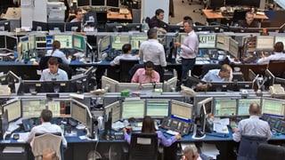 Banken buhlen online um die Reichen