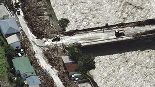 Almain 10 morts tar taifun en il Giapun
