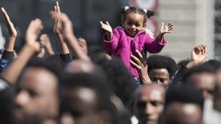 Nur wenige Eritreer verlieren ihren Status