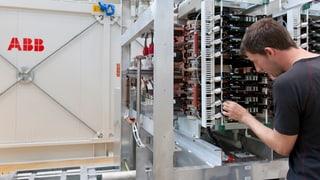 ABB Schweiz erhält Auftrag zur Modernisierung von SBB-Lokomotiven