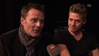 Erst skeptisch, nun begeistert: Heinz Margot über Joëls Werdegang