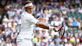 Federer setzt die nächste historische Marke