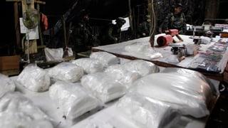 Kokain-Produktion in Kolumbien massiv gestiegen