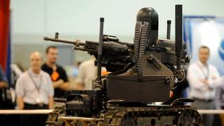 Autonome Waffensysteme – gut oder böse?