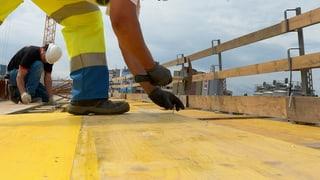 Streit zwischen WEKO und Baumeisterverband