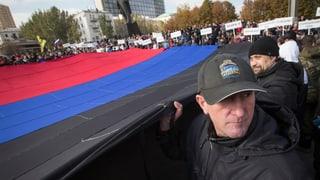Moskau bleibt auf Konfrontationskurs