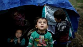 Überleben im griechischen Flüchtlingscamp