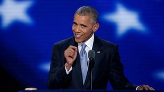 Obama lässt kein gutes Haar an Trump