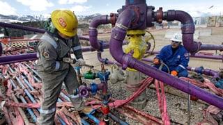 US-Ölindustrie wittert Morgenluft
