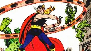Thor – vom nordischen Donnergott zur modernen Superheldin