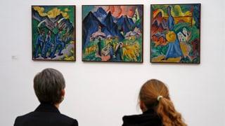 Wikipedia visita il museum Kirchner a Tavau