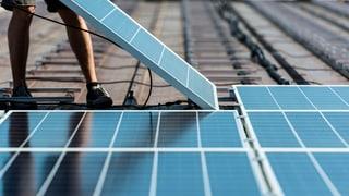 Der Kanton Uri fördert private Energievorhaben