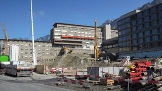Ospital chantunal: Nova clinica d'uffants duai vegnir il 2019