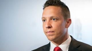 Christian Imark soll SVP-Präsident werden