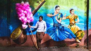 Clash der Kulturen: Die indische Heirat im urchigen Stübli