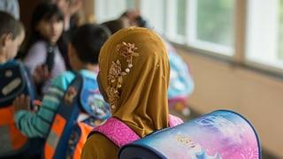 Künftig kein Kopftuch mehr an Grundschulen