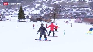 «Alles fahrt Schi» – aber nicht mehr in der Schweiz