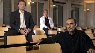 Die Jury des Paranormalen-Tests