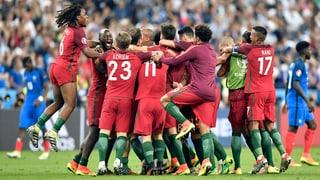 EURO 2016: emoziuns, festa, larmas e surpraisas