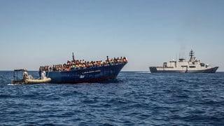 Rom beschliesst Einsatz vor Libyen