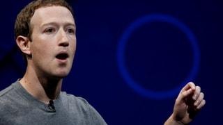 Facebook löscht hunderttausende extremistische Beiträge