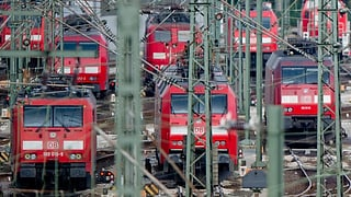 Bis Januar keine neuen Bahn-Streiks