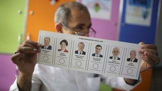 Die Türkei hat gewählt – die Wahllokale sind geschlossen