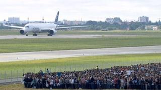 Neuer Airbus hebt zum Jungfernflug ab