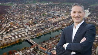 Olten: Thomas Marbet wird Vize-Stadtpräsident