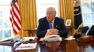 «Trump hat das Prinzip der Atomabschreckung nicht begriffen»