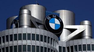 Im November bestätigte das Bundesgericht eine Busse für BMW von 157 Mio. Franken